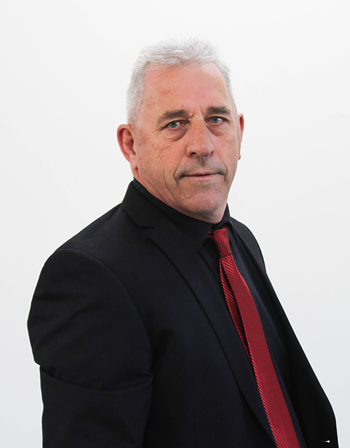 Councillor Russell Smith